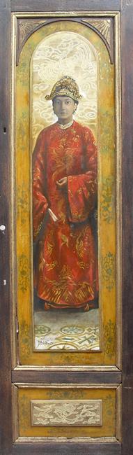 Empress Nam Phuong