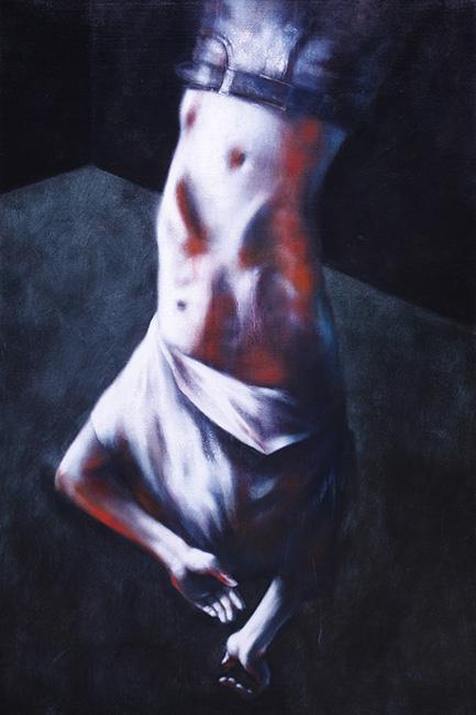 Mong Du_ KT 100 x 150(cm)_Acrylic ,2017
