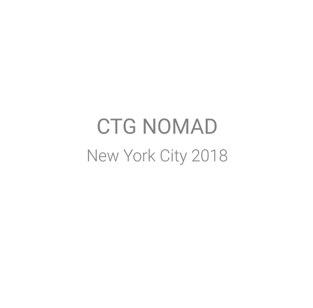 cover - CTG Nomad 2018